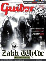 copertina GuitarClub 1/2018