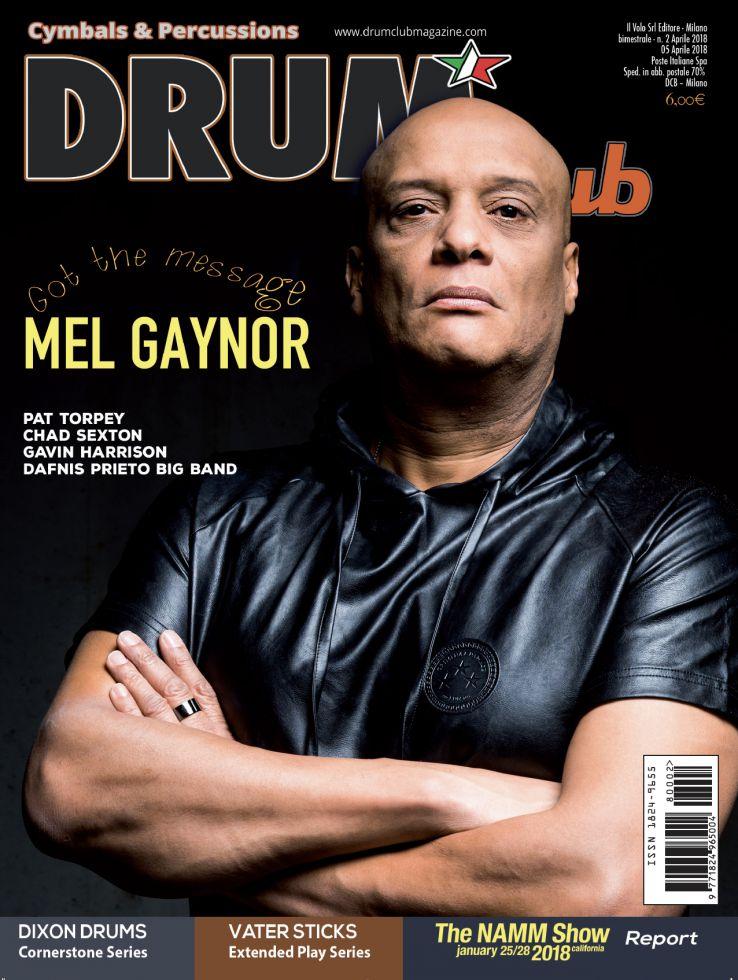 copertina DrumClub 2/2018