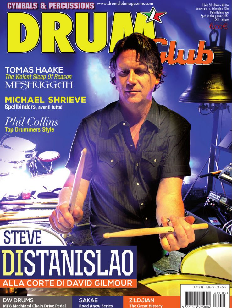 copertina DrumClub 5/2016