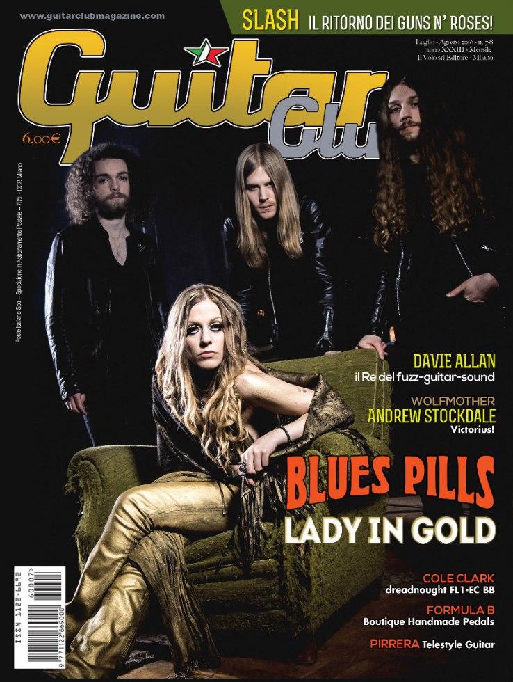 copertina GuitarClub 7/2016