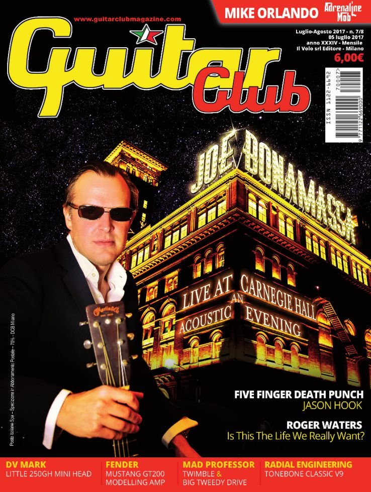 copertina GuitarClub 7/2017