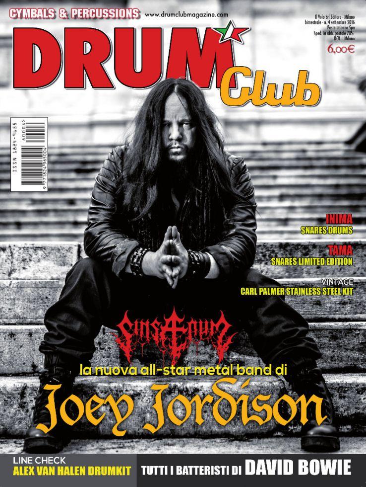 copertina DrumClub 4/2016