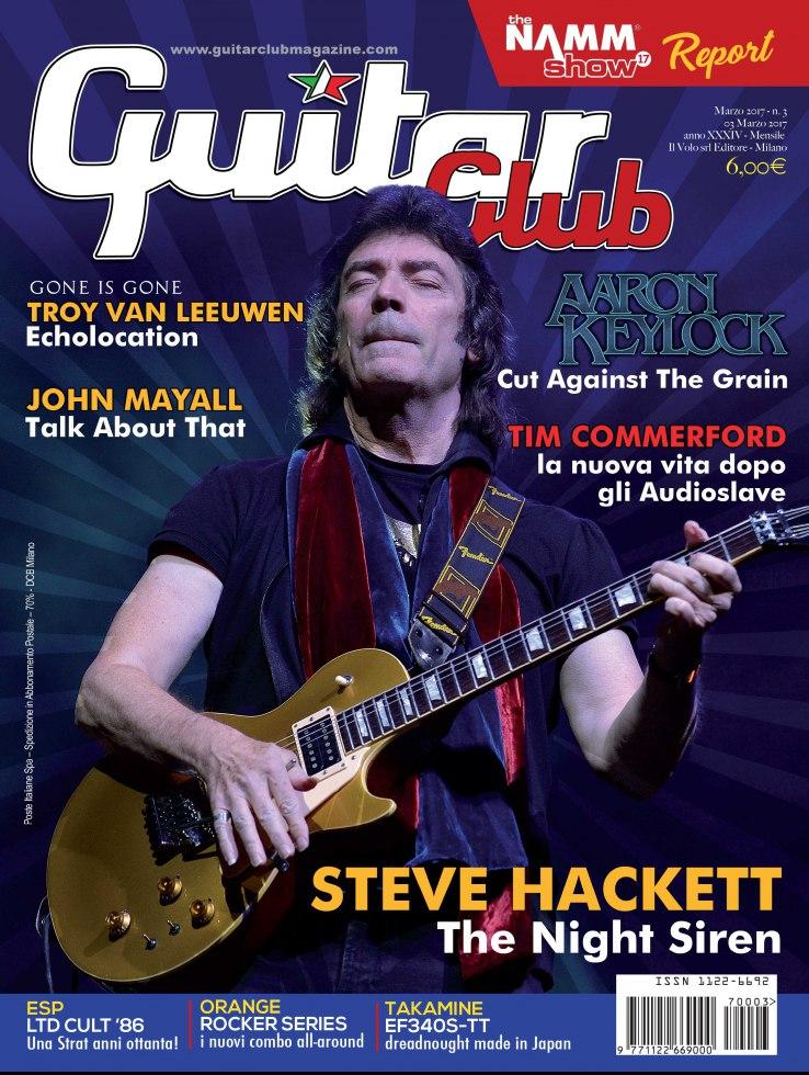 copertina GuitarClub 3/2017
