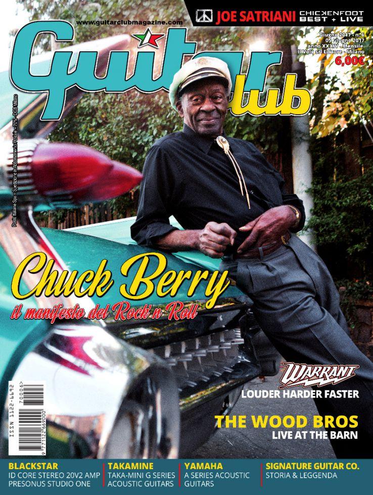 copertina GuitarClub 6/2017