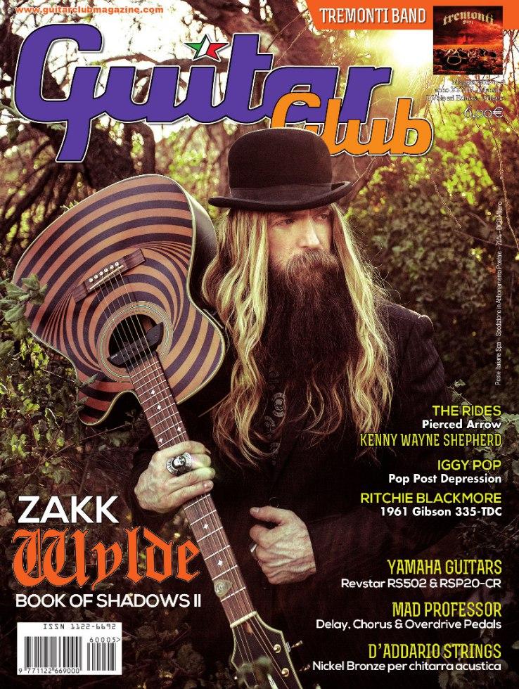 copertina GuitarClub 5/2016