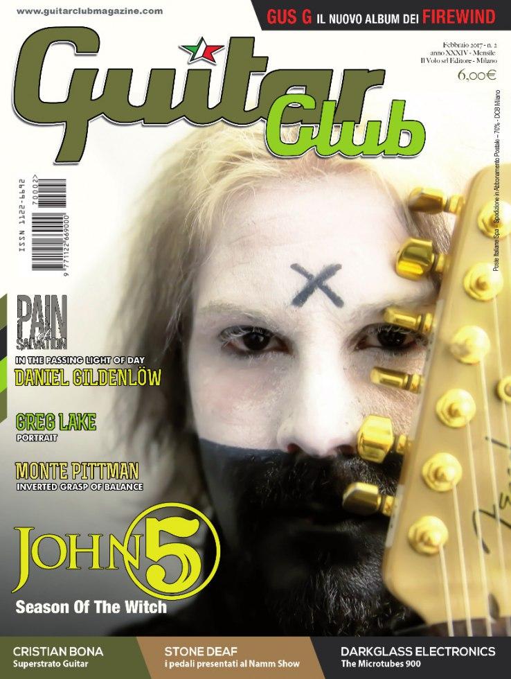 copertina GuitarClub 2/2017
