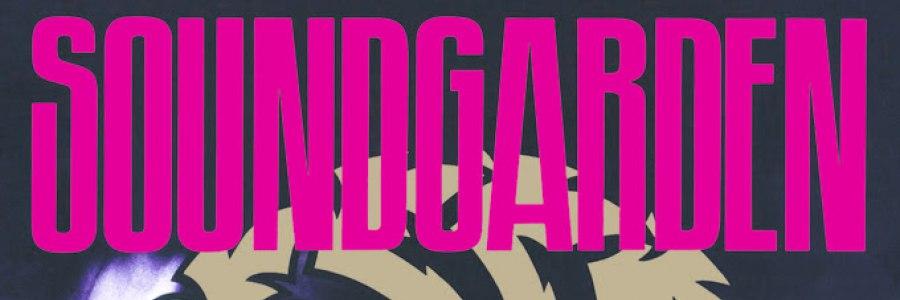 Soundgarden 25esimo anniversario di badmotorfinger for 25esimo anniversario