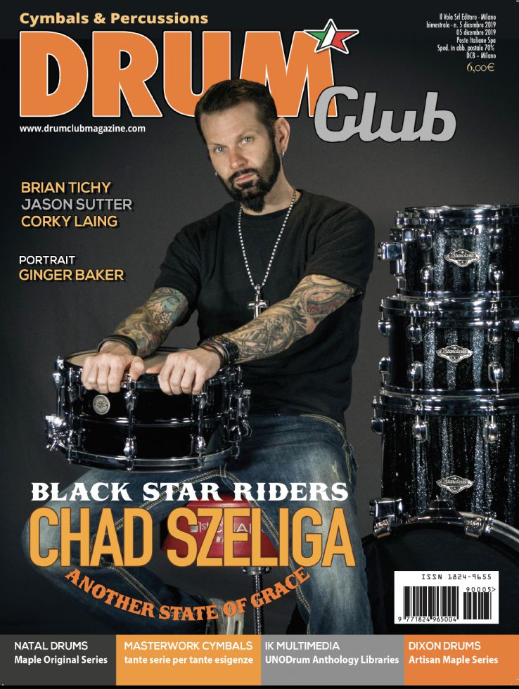 copertina DrumClub 5/2019