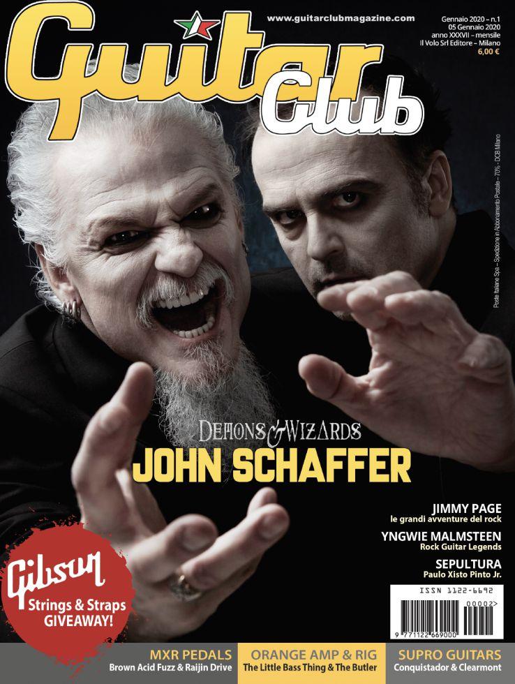 copertina GuitarClub 2/2020