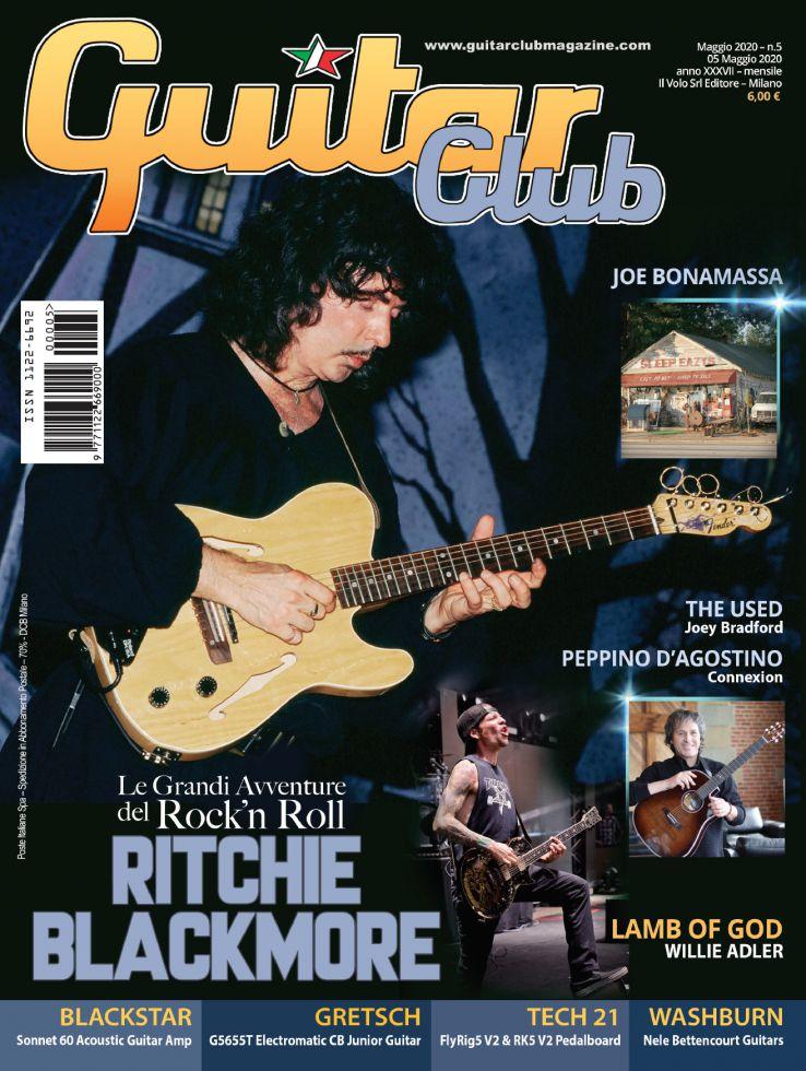 copertina GuitarClub 5/2020