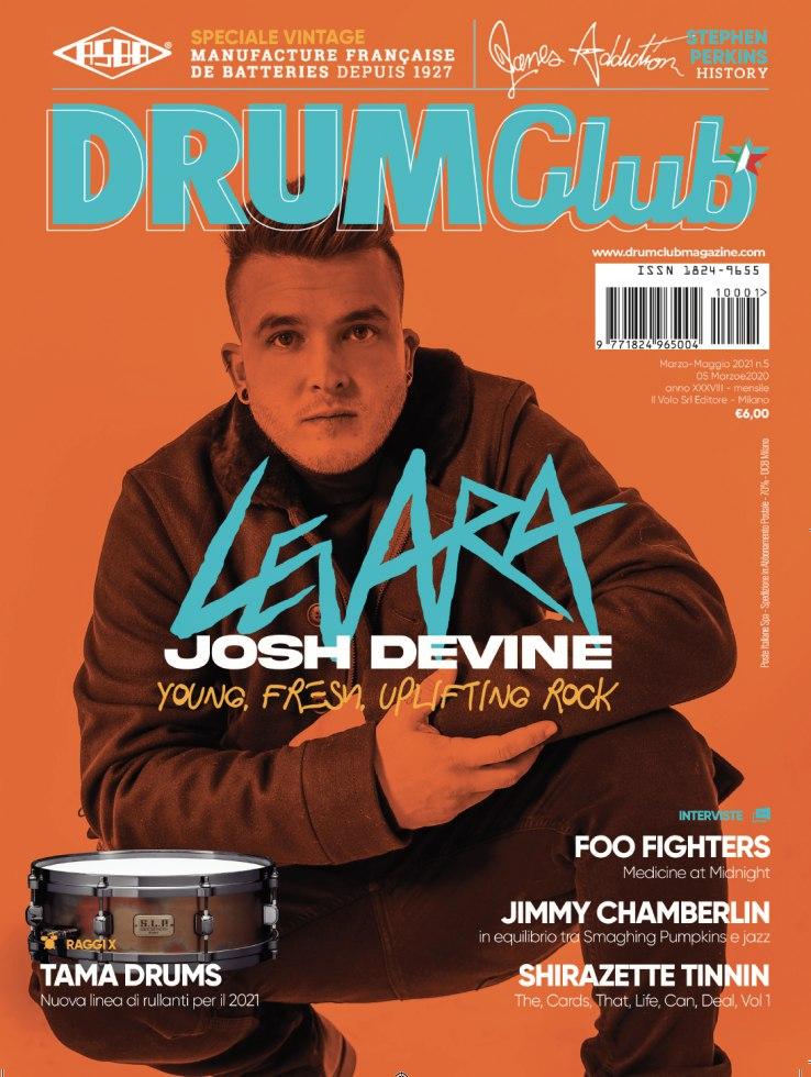 copertina DrumClub 1/2021