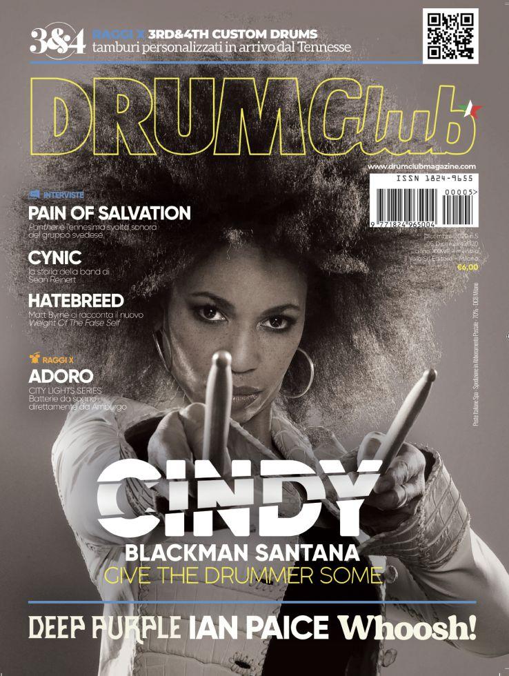 copertina DrumClub 5/2020