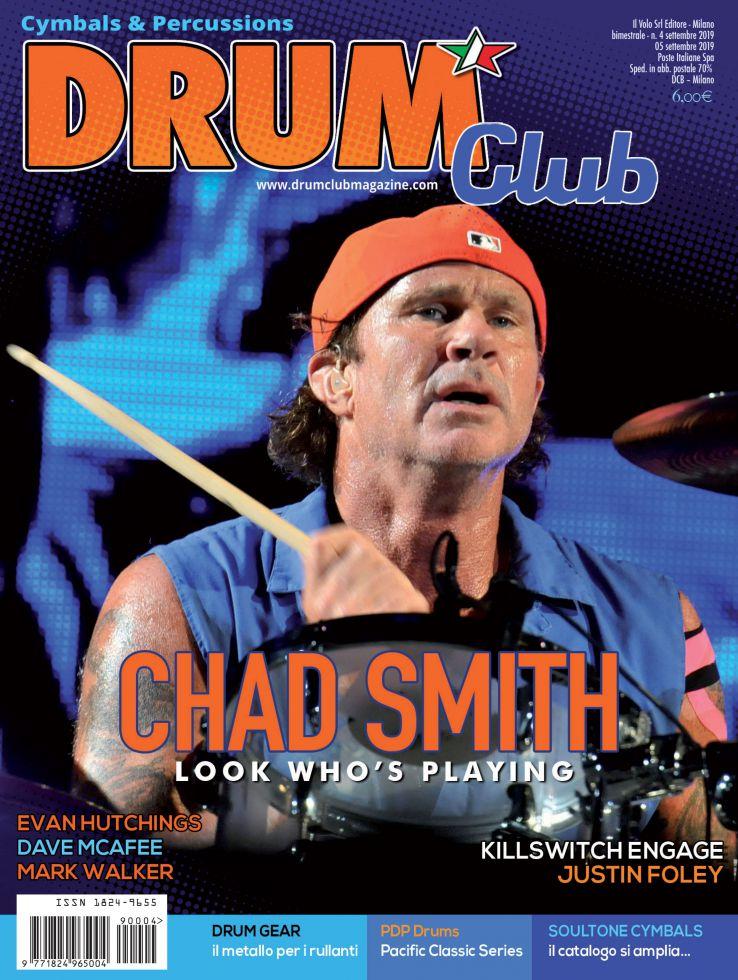 copertina DrumClub 4/2019