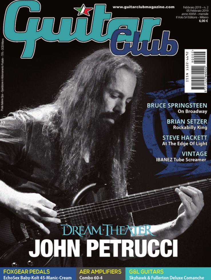copertina GuitarClub 2/2019