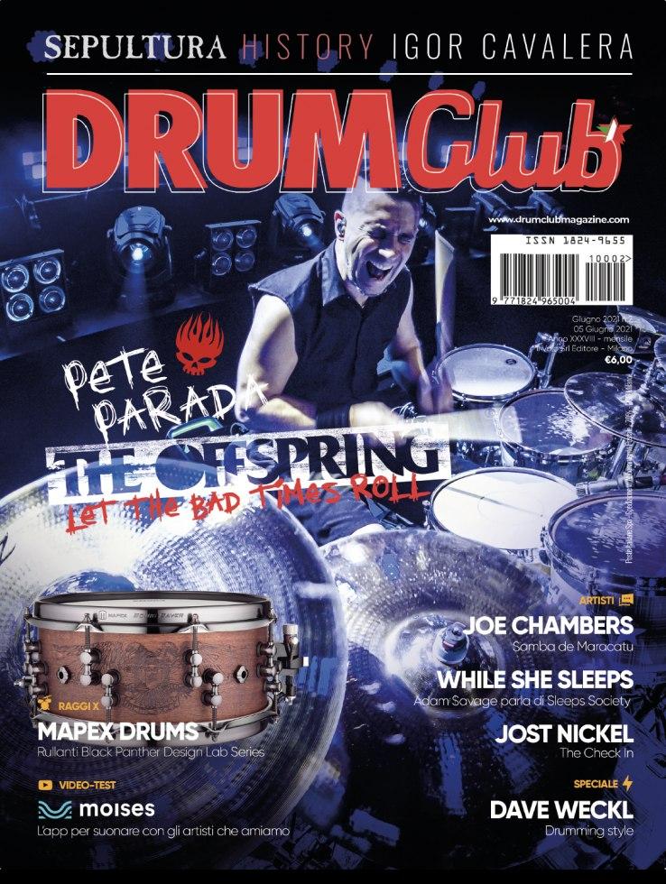 copertina DrumClub 2/2021