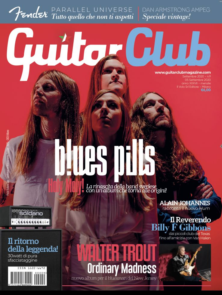 copertina GuitarClub 9/2020