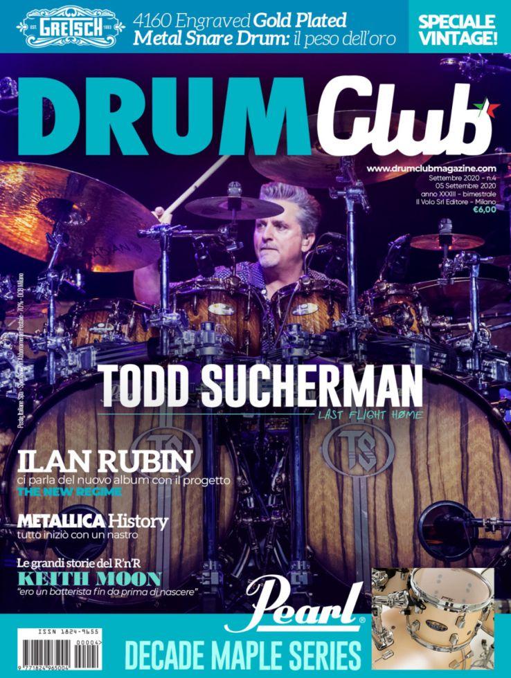 copertina DrumClub 4/2020