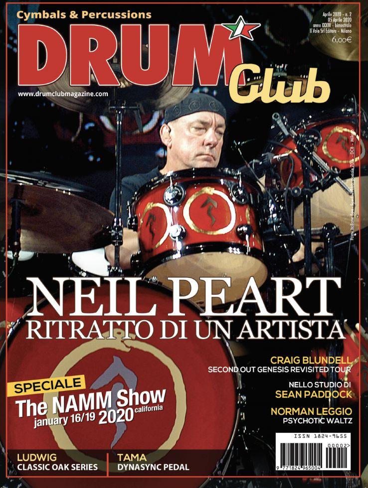 copertina DrumClub 2/2020