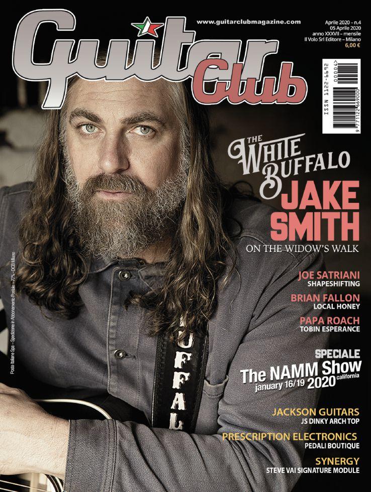 copertina GuitarClub 4/2020