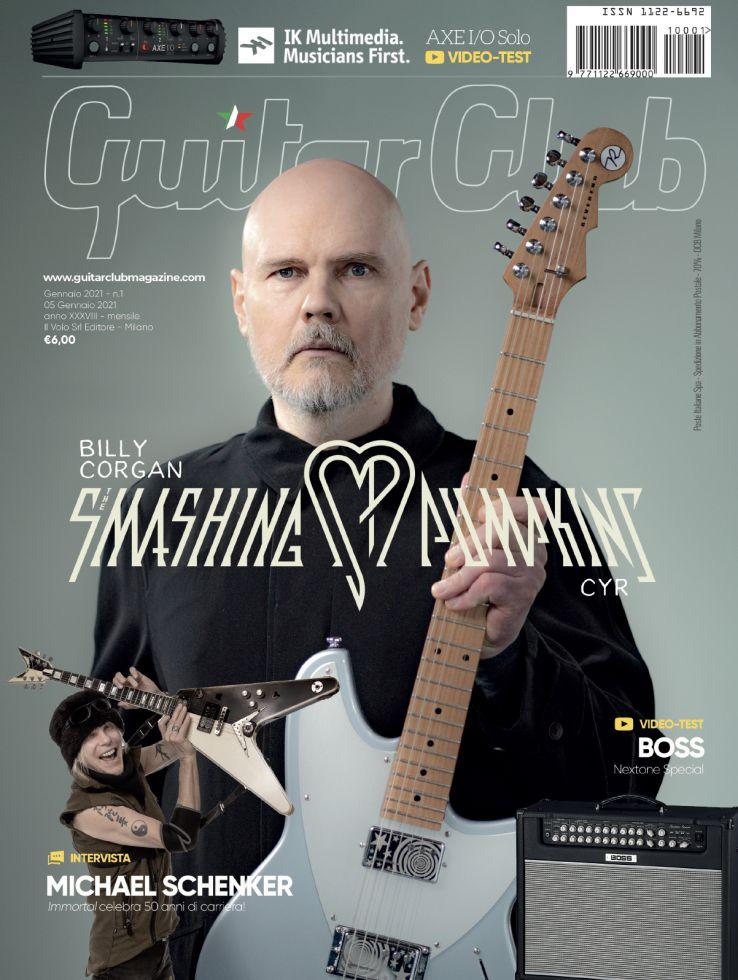 copertina GuitarClub 1/2021