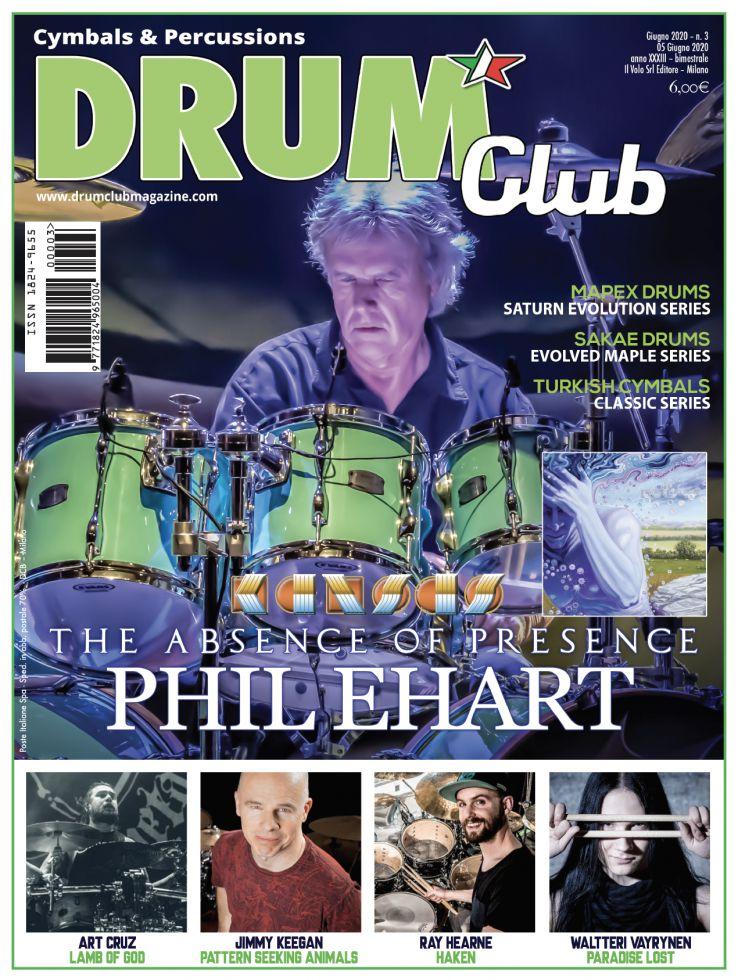 copertina DrumClub 3/2020