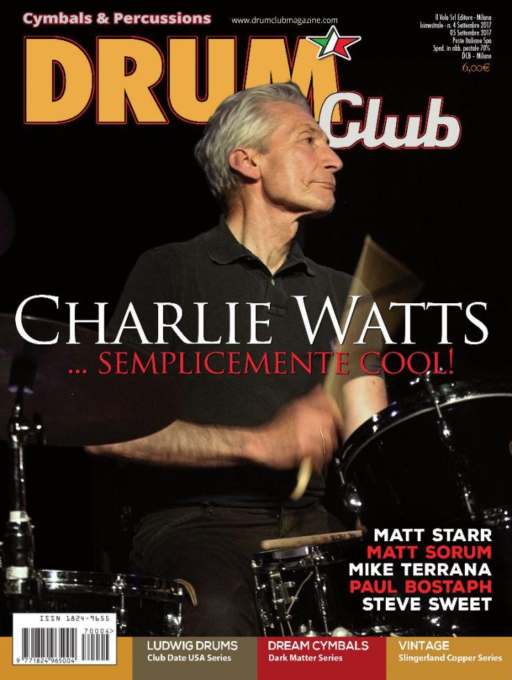 copertina DrumClub 9/2017