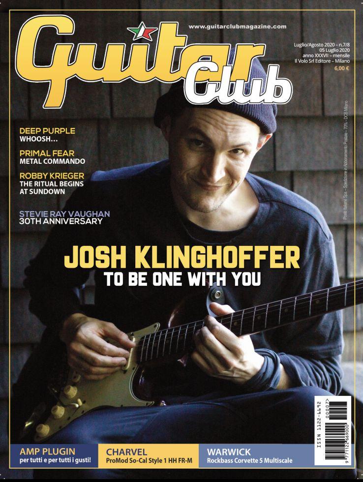 copertina GuitarClub 7/2020