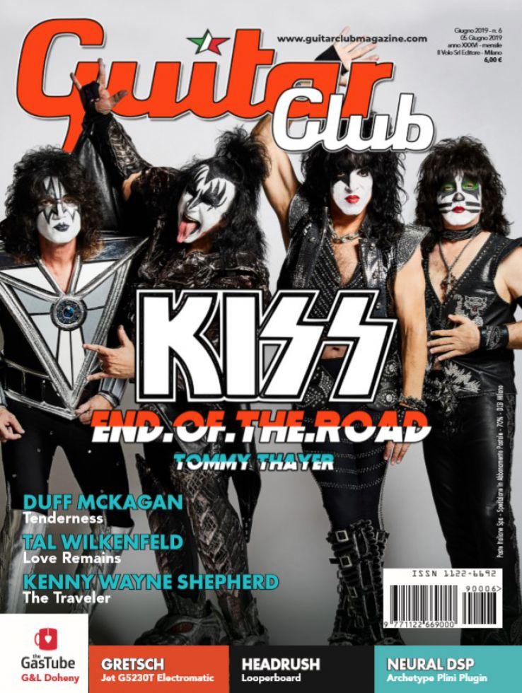 copertina GuitarClub 6/2019