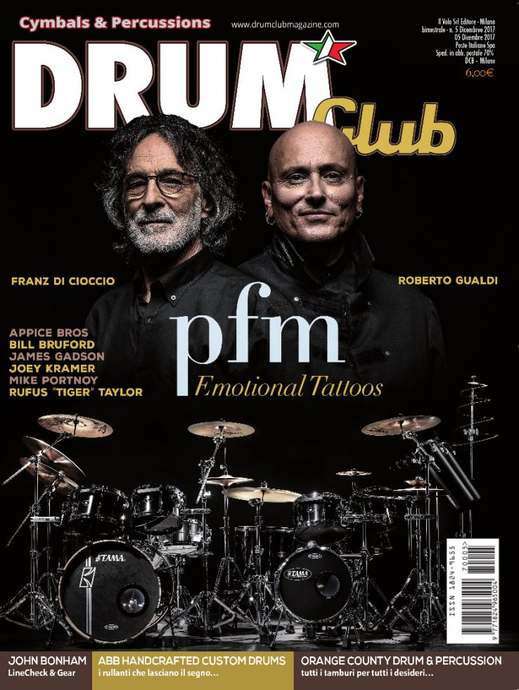 copertina DrumClub 5/2017