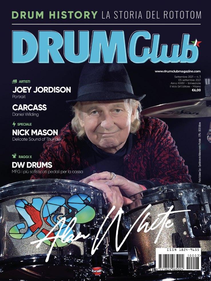 copertina DrumClub 3/2021