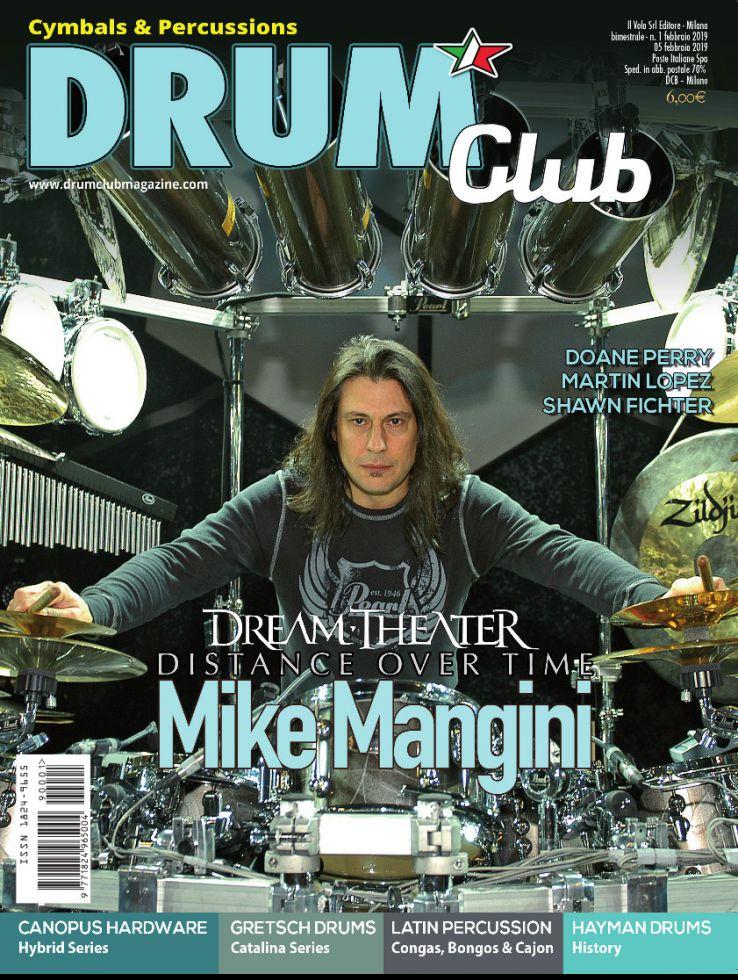 copertina DrumClub 1/2019