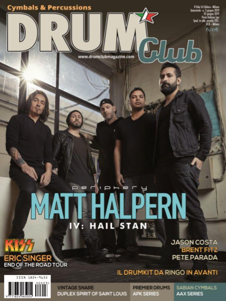 copertina DrumClub 3/2019