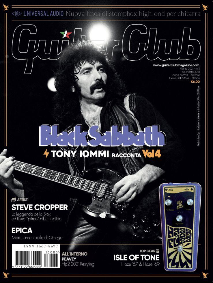 copertina GuitarClub 3/2021