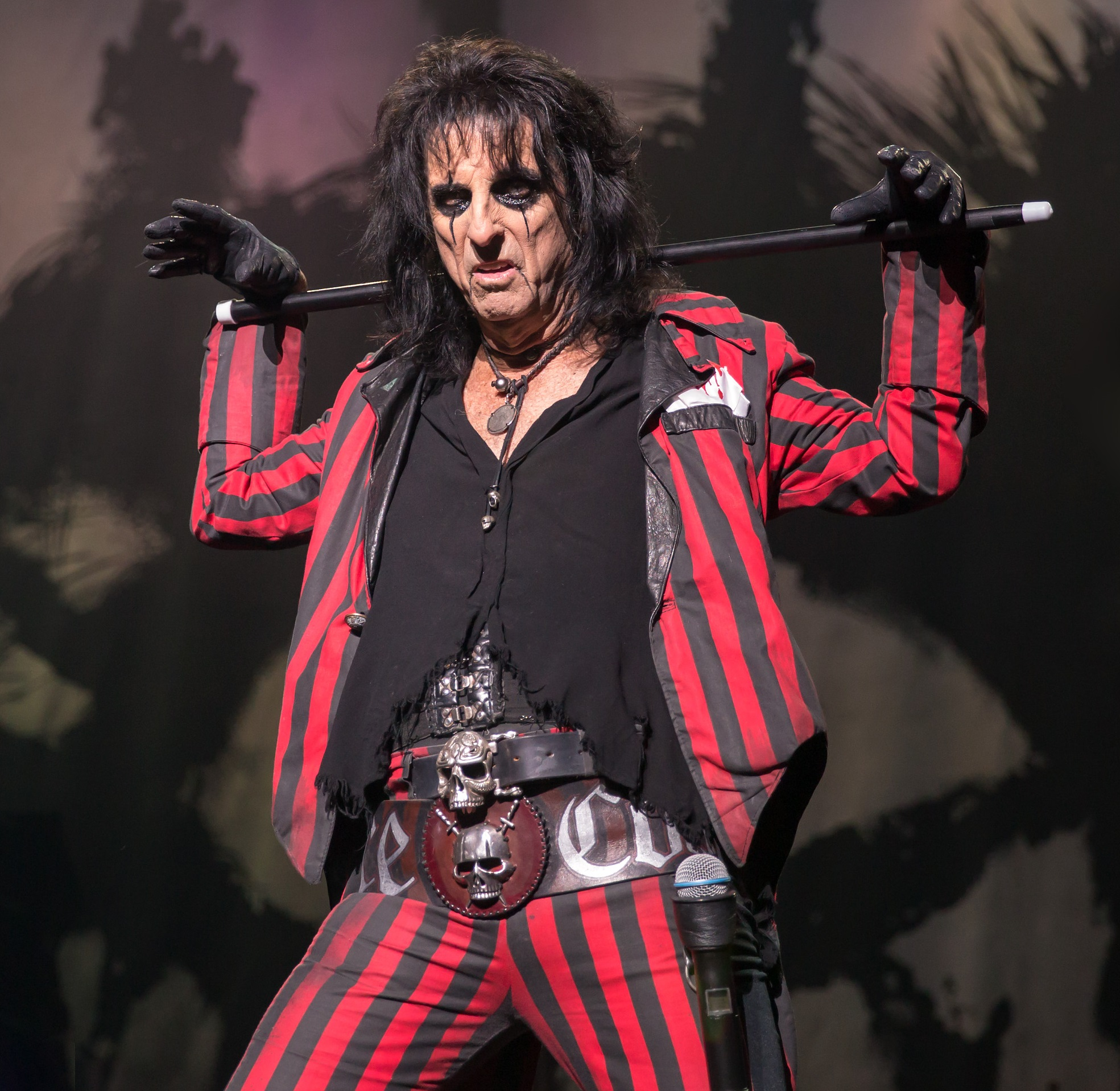 Alice cooper pa grona lund stockholm